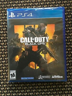 Call of Duty Black Ops - Standard Sony PlayStation 4 2018