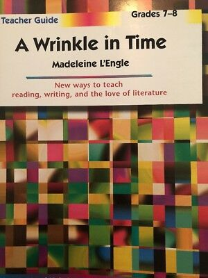 A Wrinkle in Time - Teacher Guide by Novel Units Inc- by Novel Units