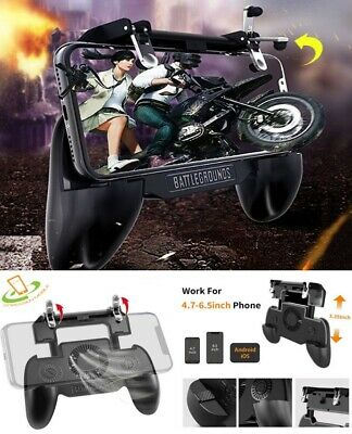 Gamepad Remote Controller Joystick Mobile Phone Game Fan iPhone Android Fortnite