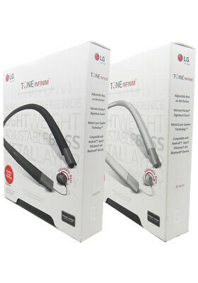 LG Tone Infinim HBS-920 Wireless Stereo Bluetooth Headset New OEM in Retail