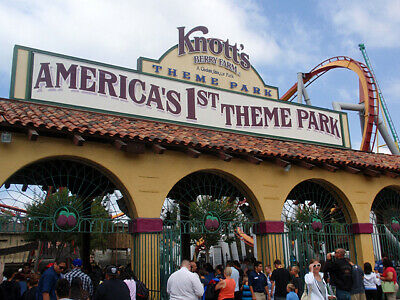 4 Four Tickets to Knotts Berry Farm  Fast Shipping  Low Price