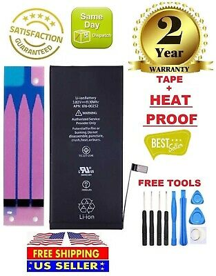 Replacement Battery for iPhone 6Plus with Tool Kit 2 Year Warranty- oem tool kit