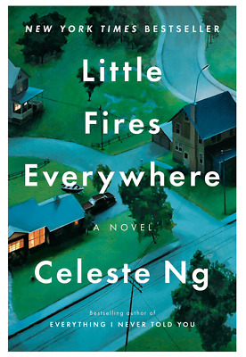 Little Fires Everywhere by Celeste Ng  eBooks 2018