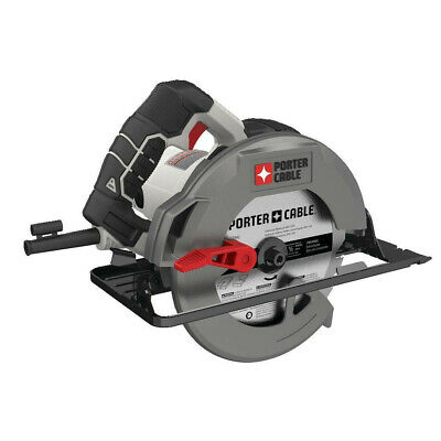 Porter-Cable PCE300R 15 A 7-14 in Steel Shoe Circular Saw Certified Refurbished
