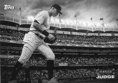2019 Topps ON-DEMAND Black and White MLB SET 1 You Pick Complete Your Set ACUNA