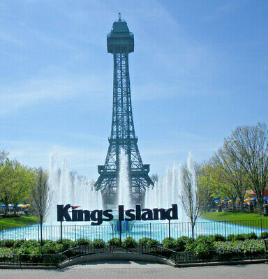 4 Four Tickets to Kings Island  Fast Shipping  Low Price