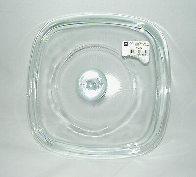 New A7C Pyrex Corning Ware Replacement Lid for A-1-B A-1-5-B - P-1-B Casseroles