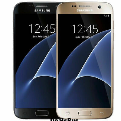 Samsung Galaxy S7 - 32GB Factory GSM Unlocked AT-T  T-Mobile Smartphone