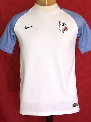 SWEET USA US Soccer Nike Jersey SEWN patch I believe World Cup