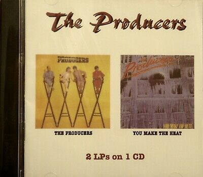 THE PRODUCERS - 2 LPs on 1 CD - 21 Tracks