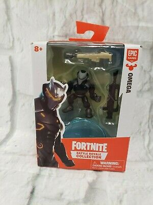 Fortnite Battle Royale Collection - Solo Figure Pack - OMEGA Purple 2 inch