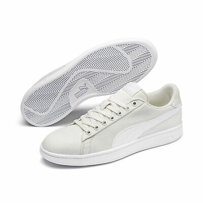PUMA PUMA Smash v2 Canvas Sneakers Men Shoe Basics