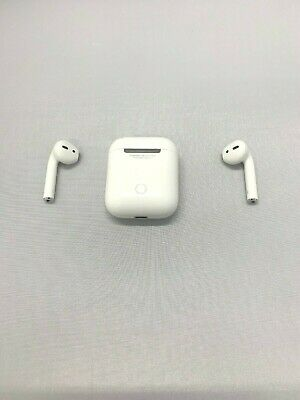 Apple AirPods Wireless Earbuds White Choose Right  Left  Charging Case Only