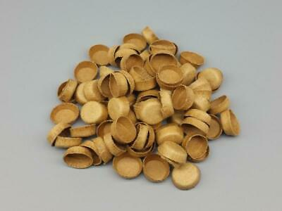 100 NEW FIREWORKS KRAFT PYRO PAPER PLUGS FOR TUBES END CAPS  916