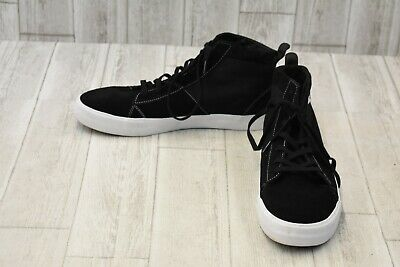 Supra Stacks Mid Sneaker - Mens Size 14 BlackWhite