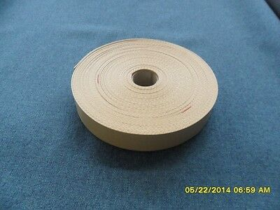 Pirelli Rubber Upholstery Webbing 2 Inch Width Tan Sold By The Foot