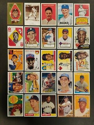 2019 TOPPS SERIES 2 ICONIC CARD REPRINTS Insert You Pick Complete Your Set