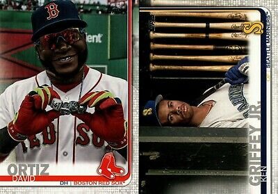 2019 TOPPS SERIES 2 SP IMAGE PHOTO VARIATION SINGLES w RC YOU PICK COMPLETE SET