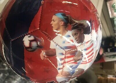 United States Women's Soccer Skills Ball 2019 World Cup USWNT Girls USA