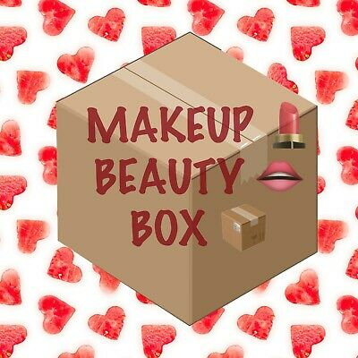 Authentic Sealed Makeup - Beauty Box Sephora Elf Drugstore - etc- 25 50