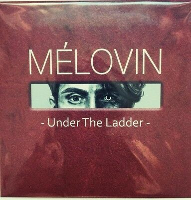 NEW EUROVISION 2018 MELOVIN  UNDER THE LADDER UKRAINE PROMO CD