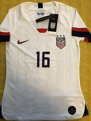 Rose Lavelle Jersey 2019 World Cup United States National  USA White Womens