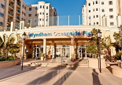 Wyndham Oceanside Resort 182000 Annual Points