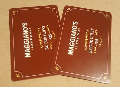 50-00 IN MAGGIANOS LITTLE ITALY GIFT CARD