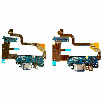 LG G7 ThinQ G710 Dock Connector USB Charger Charging Port Flex Cable NAEU Ver