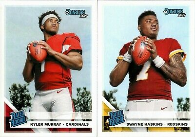 2019 DONRUSS RATED ROOKIE BASE 301-350 ROOKIE RC SINGLES - YOU PICK - COMPLETE