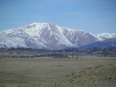 35-12 acre beautiful Rocky Mountain parcel - Park County near FairplayHartsel