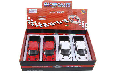 Motormax 2019 Dodge Ram 1500 crew cab REBEL Pickup Truck 127 scale Red or White