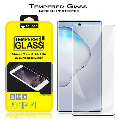Samsung Galaxy Note 10 PlusS8S9S10 Full Cover Tempered Glass Screen Protector