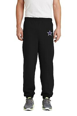 DALLAS COWBOYS Embroidered Sweat Pants