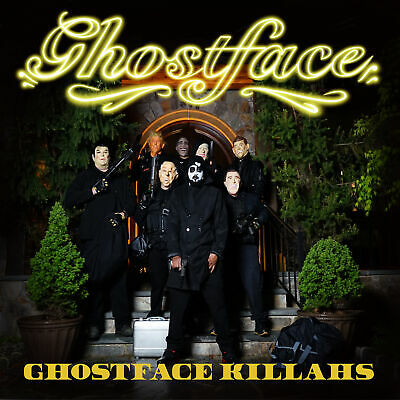 Ghostface Killah - Ghostface Killahs CD