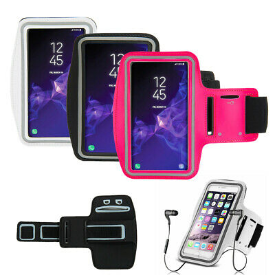 Running Sport Armband Case With Key Slot For iPhone 13 Pro  13  12 Pro  12