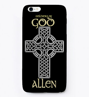 Trendsetting Allen Soldiers Of God Gift Phone Case iPhone Gift Phone Case iPhone