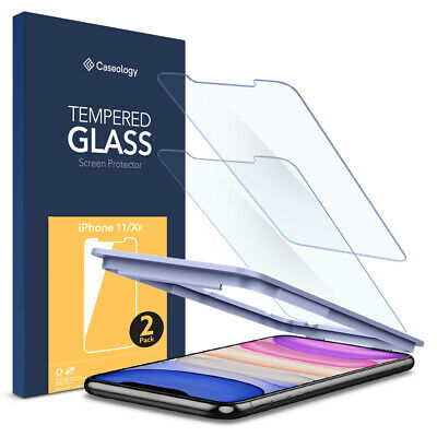2 Pack for iPhone 11  11 Pro  11 Pro Max Tempered Glass Screen Protector