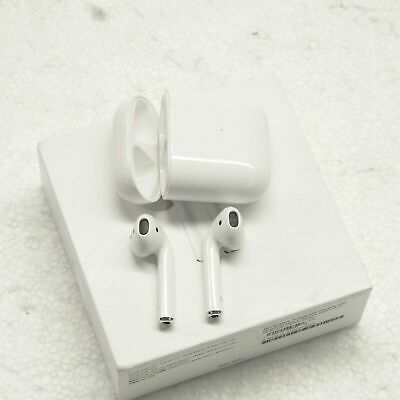 Genuine Apple AirPods 2nd Gen with Charging Case MV7N2AMA with Original Box SRB