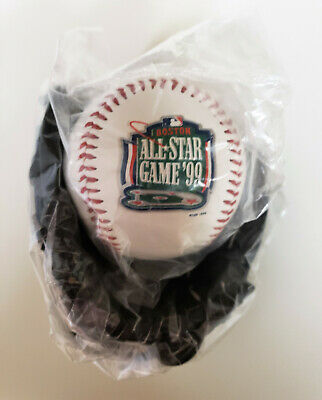1999 All Star Game Fotoball Baseball - Glove Duracell Boston Red Sox NEW Sealed