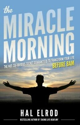 The Miracle Morning EB-OOK  P-D-F😁