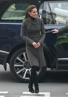 Reiss Angel Coat ASO Kate Middleton
