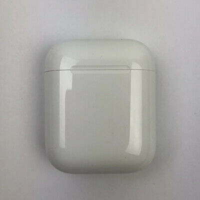 Authentic Apple Airpods Gen 2 OEM Charging Case Only White