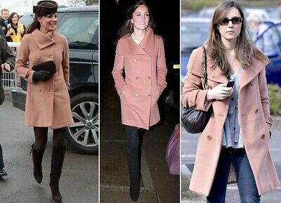 Joseph Coat ASO Kate Middleton shorter Version