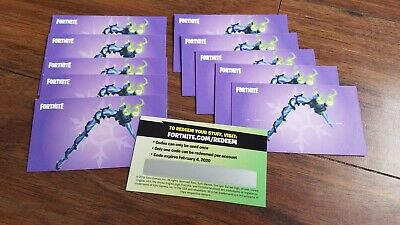 Fortnite Merry Mint Minty Pickaxe Code ALL PLATFORMS - In Hand - Ready to Send