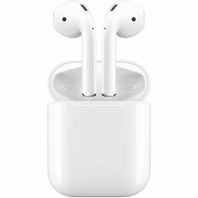 Apple Airpods 2nd Generation with Charging Case - Latest Model MV7N2AMA
