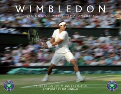 Wimbledon Visions of the Championships by Ian Hewitt New