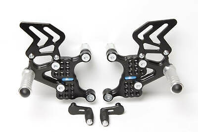 Commandes reculées PP Tuning MV Agusta F4 (1999-2013)