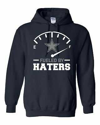 Dallas Cowboys Fueled By Haters Navy Hoodie Dak Zeke FREE SHIPPING