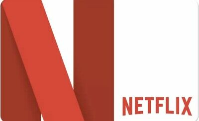 Netflix Gift Card - 60  Fast Delivery-